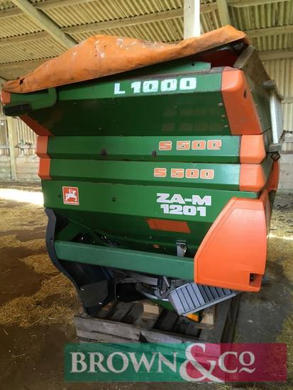 Amazone ZA-M 1201 Broadcaster
