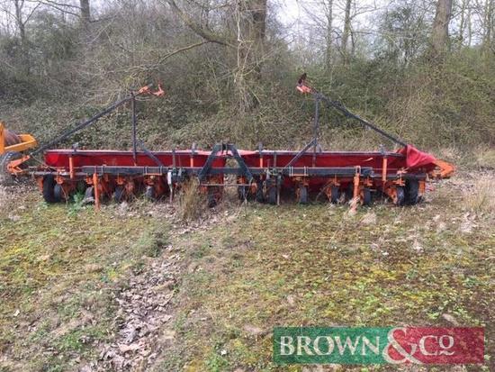 12 Row Stanhay Sugar Beet Drill 9815