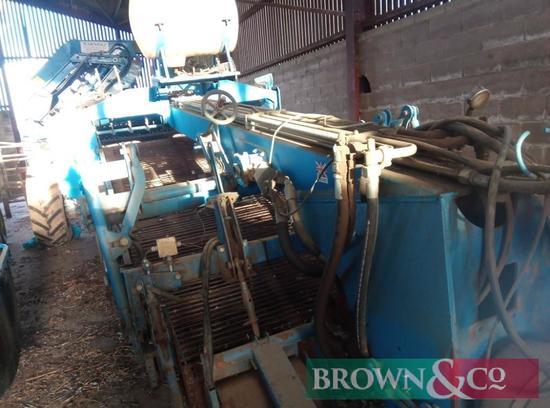 Standen Pearson Vision XS Potato Harvester