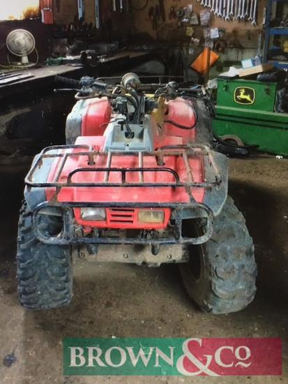 Honda 350 ATV