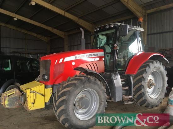 Massey Ferguson 6490 Dyna-6 Tractor