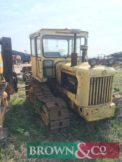 Track Marshall 70 Crawler Tractor