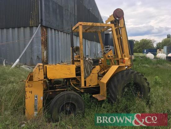 Bonser Engineering Forklift