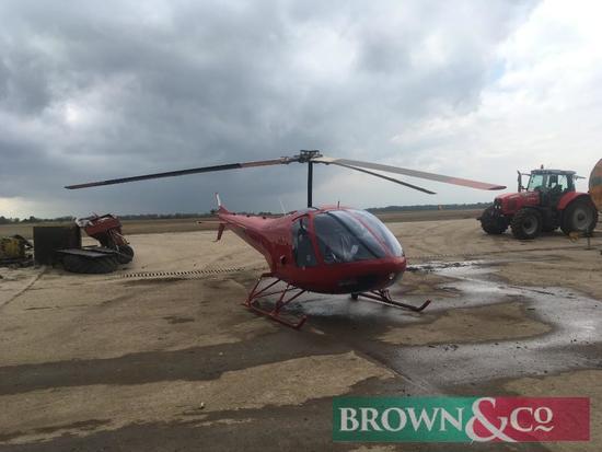 Enstrom 280C-UK Shark Helicopter