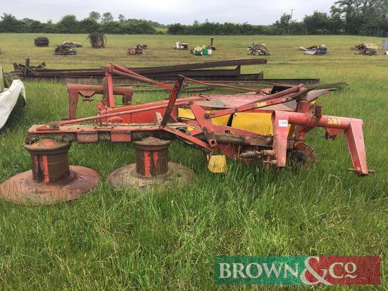 ZTR 186 drum mower   Farm Machinery & Implements Hay