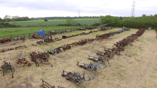 Sale 1 - Auction of Ploughs, Implements and Spares