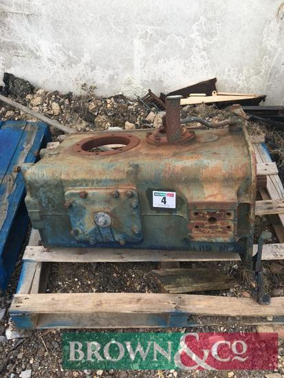 Fordson gearbox