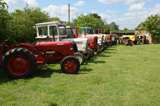 Sale 2 - Auction of Vintage Tractors and Vehicles