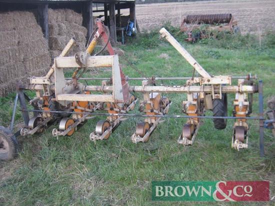 Stanhay Super Seeder Drill