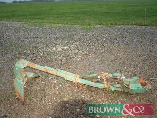 Kverneland Hydraulic Press Arm