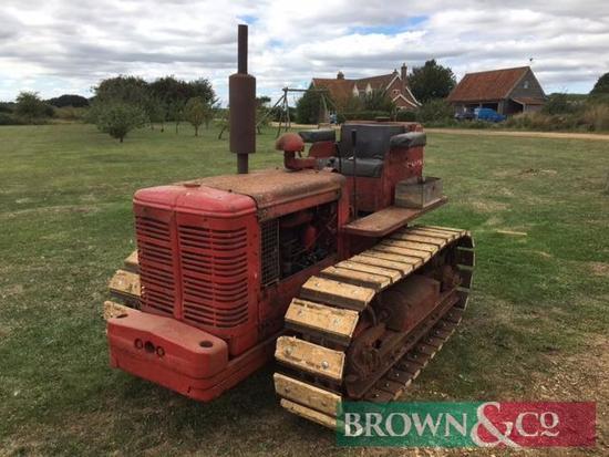 International BTD640 Crawler Tractor
