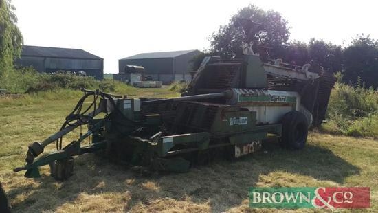 Garford Victor Sugar Beet Harvester