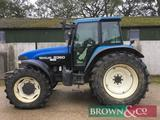 New Holland 8360 Tractor