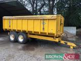 Easterby 12 Tonne Trailer