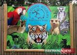 Exotic animal experience for 2 people at Woodside Wildlife Park, Langworth, Nr Lincoln including
