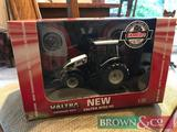 New and boxed 1:32 scale metal diecast Valtra N103 H5 model tractor. Collection from any Brown & Co