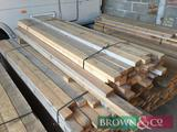 Quantity timber 43No 2m x 70mm x 35mm the bundle on top in the photo. Collection from Geaves Farm,