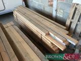 Quantity timber 75No 2.2m x 80mm x 35mm. Collection from Geaves Farm, PE27 3HG. Kindly donated by