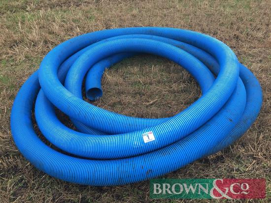 Quantity of 6 inch drainage pipe