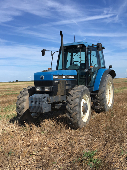 Sale by Auction of Farm Machinery