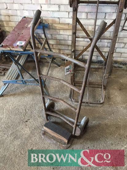 Geest vintage sack wheels