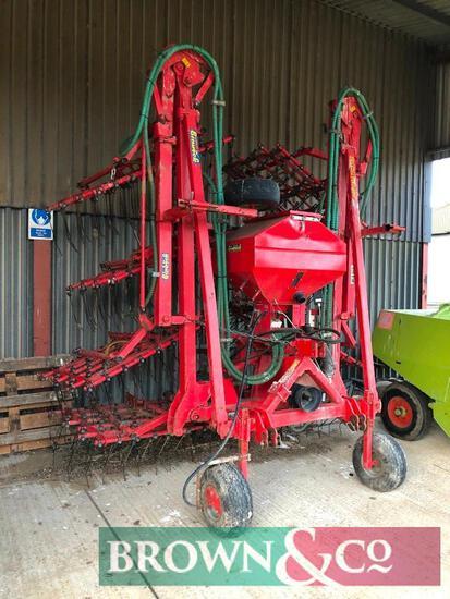 Einbock PneumaticStar 1200 Grass Rake/Seeder