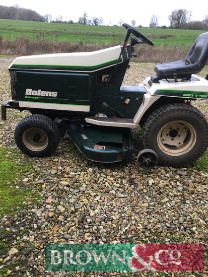 Bolens DGT1700 Ride-on Lawnmower