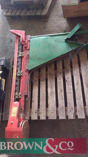 Mortl RT135 Header Side Knife