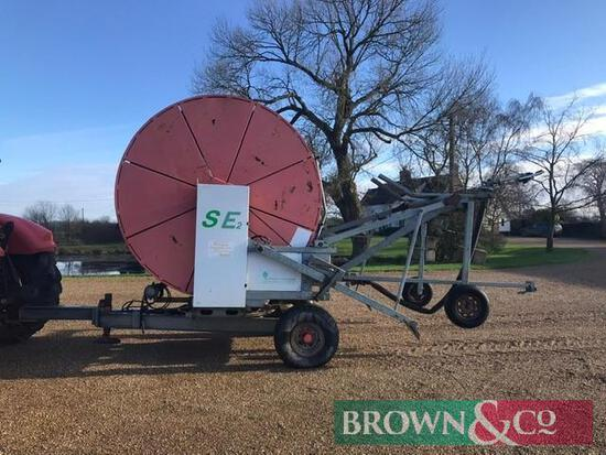Bauer Irrigation Reel SE-2