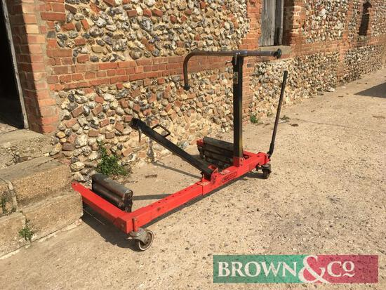 Spalding Truecraft Hydraulic Wheel Changer