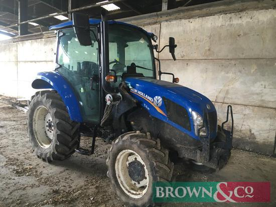 2018 New Holland T4.55 Tractor