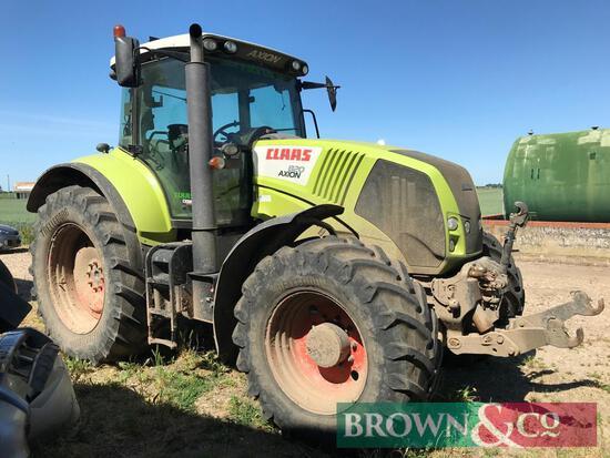 2013 Claas Axion 820 Tractor