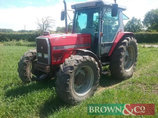 1994 Massey Ferguson 3095 Tractor