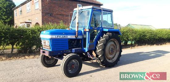 Leyland 272 Synchro 2WD Tractor