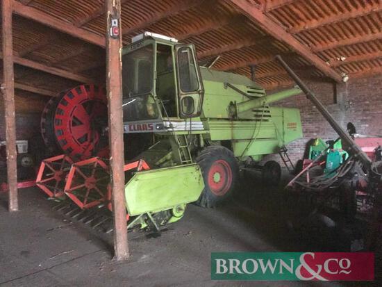 Claas Senator 80 Combine Harvester