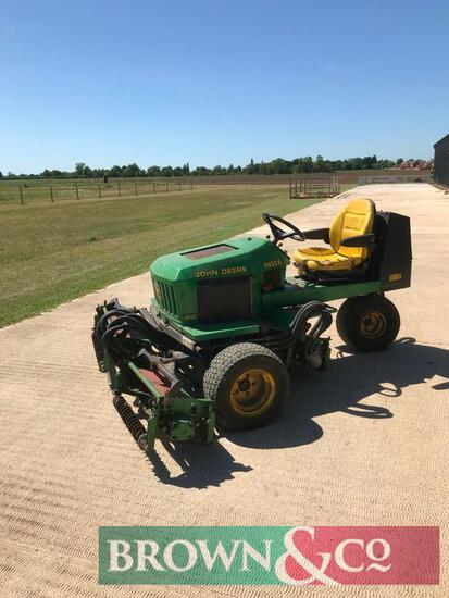 John Deere 2653A Ride-On Lawnmower