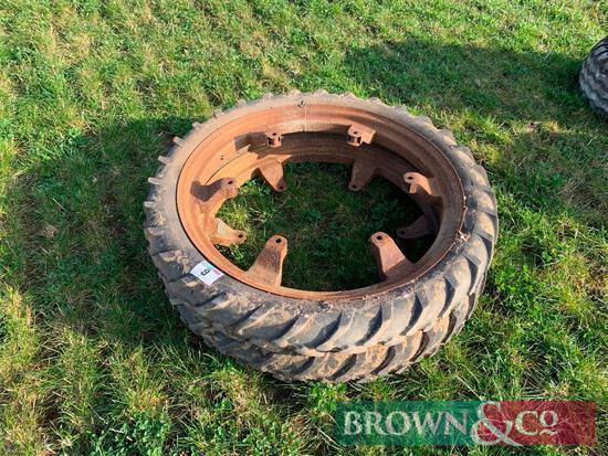 2 No. Row Crop Wheels