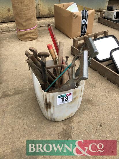 Quantity workshop tools