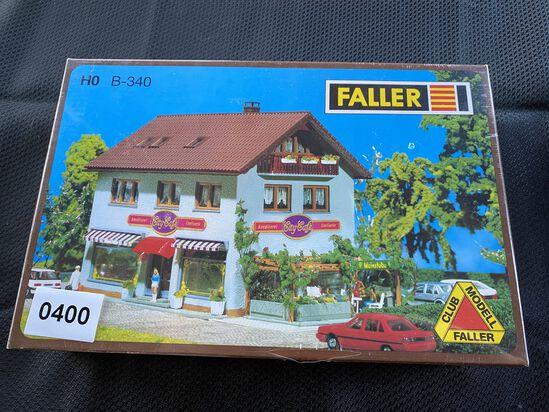 Faller B 340 CITY CAFÉ
