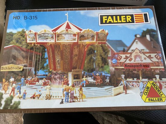 FALLER HO B315