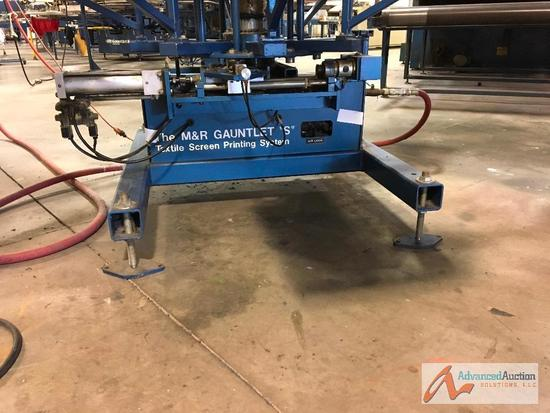 M&R Gauntlet ?S? Textile Screen System