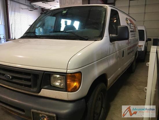 Ford Econoline 150 cargo van