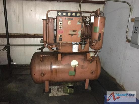 Sullair Air Compressor with Speed Air Dryer