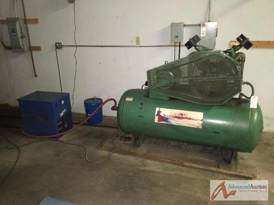Champion Air Compressor with Great Lakes Dryer.