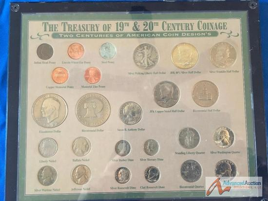 The Treasury of 19th & 20th Century Coinage