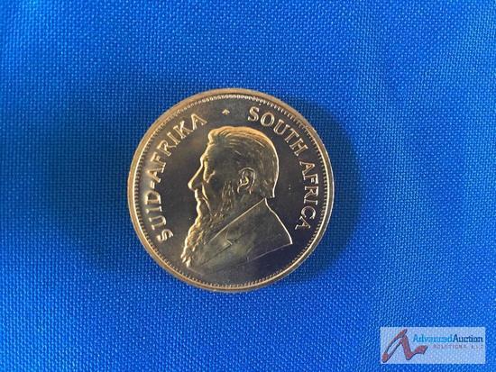 1975 South Africa 1oz Gold Krugerrand