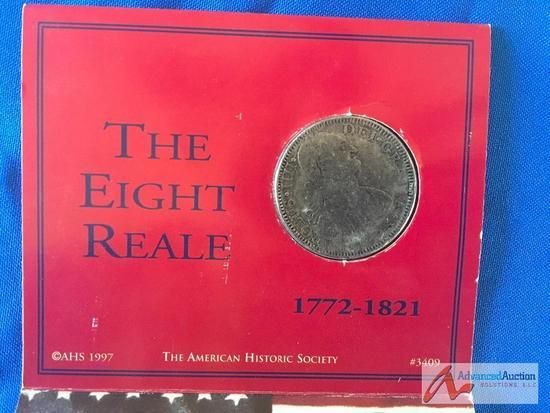 America's 1st Silver Dollar 1772-1821