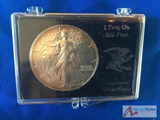 1988 $1 American Silver Eagle