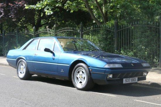 1989 Ferrari 412i