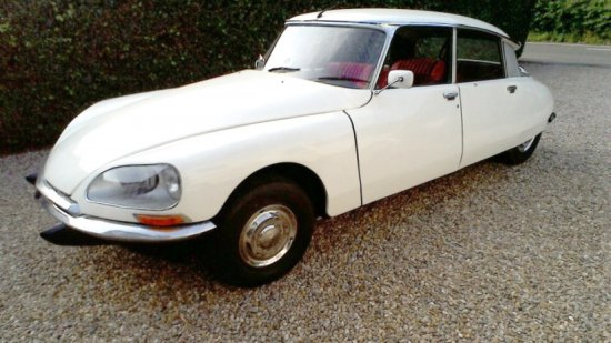 1965 Citroen DS23 Pallas